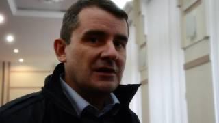Мэр Славянска Вадим Лях