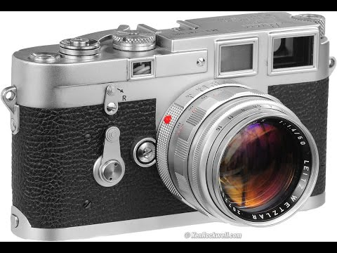 Leica or Leave it - All About the Gear