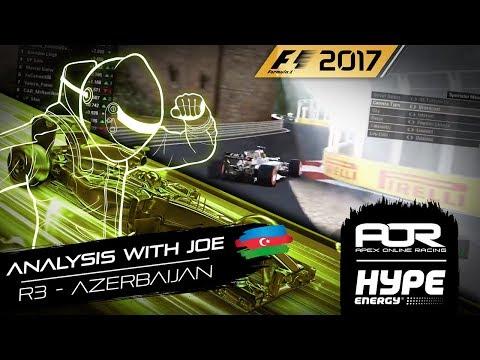Full XB1 Race Analysis | R3 - Baku | AOR Hype Energy F1 Leagues