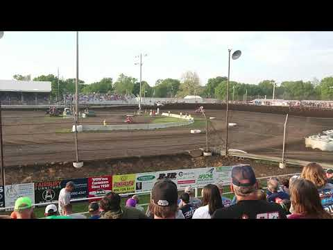 World of Outlaws, Sprint car qualifying laps
