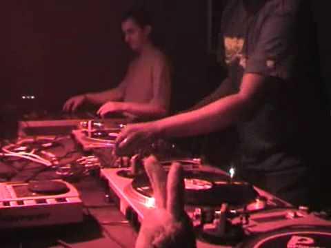 Dj Rush - Minimal Function @ Graffiti City (2005.5.20)