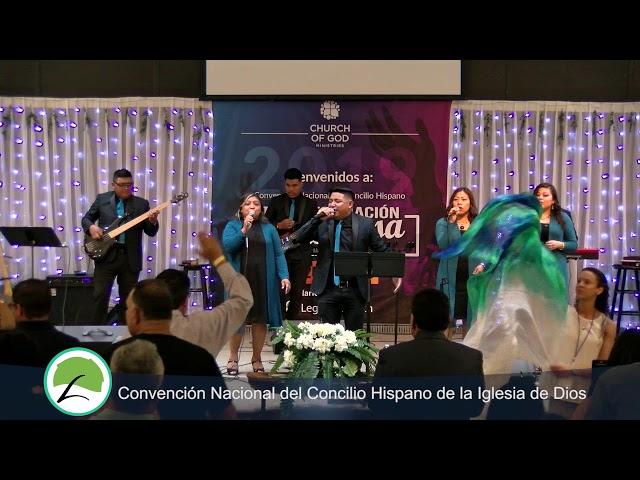 Convención Nacional del Concilio Hispano de la Iglesia de Dios, dia 2 - Predicador Magdiel Narvaez