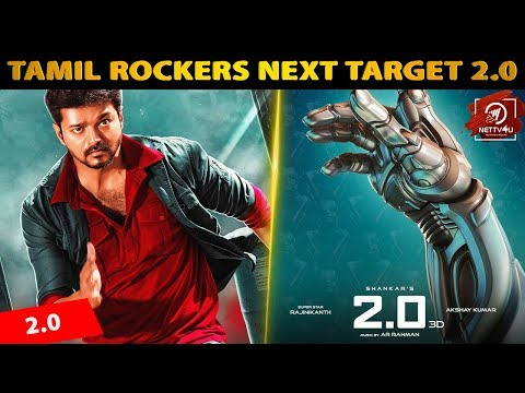 Tamil Rockers Open Challenge For 2.0   Rajinikanth   S. Shankar   Akshay Kumar   #killpiracy