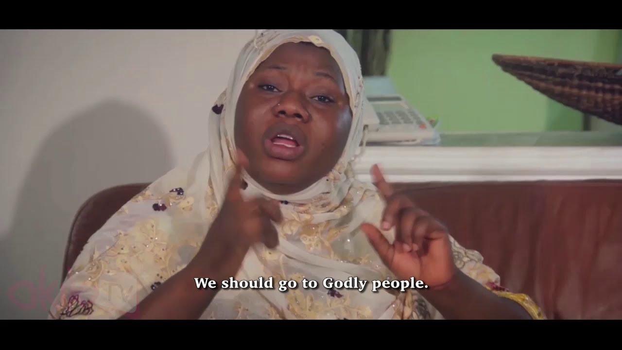 Download Iya Oko 2 Latest Yoruba Islamic Music Video Starring Alh Ruqoyaah Gawat Oyefeso