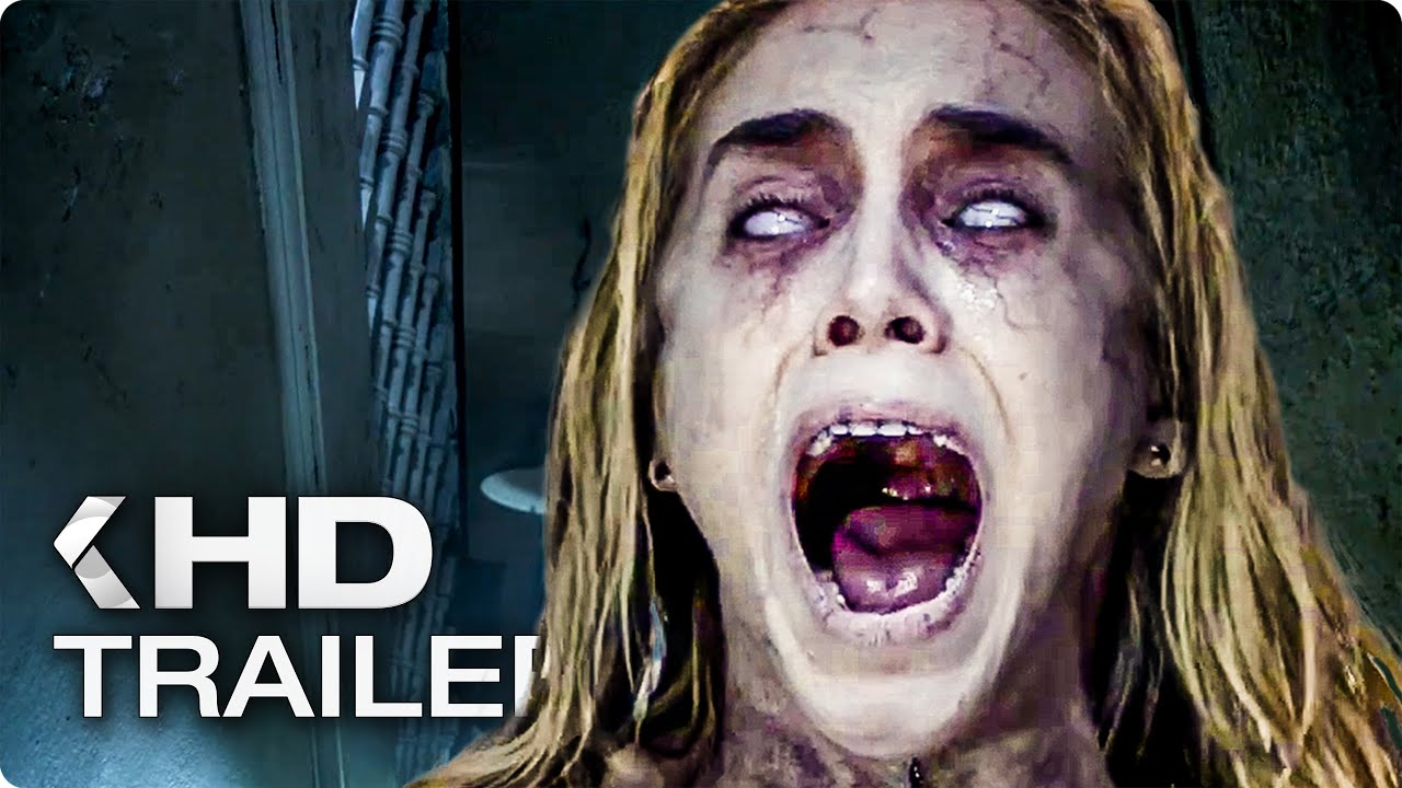 Insidious The Last Key Trailer Deutsch
