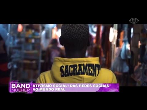 AO VIVO: Band Mulher - ATIVISMO: DAS REDES SOCIAIS À VIDA REAL