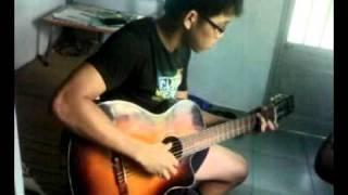 mua thuy tinh guitar cover