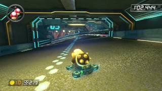 3DS Neo Bowser City - 1:43.548 - Flareηα (Mario Kart 8 World Record)