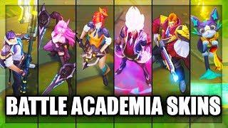 Battle Academy Skins