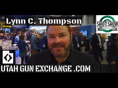 SHOT Show - 2018 Interview of Lynn C Thompson!