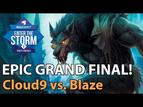 Blaze vs Cloud9 - ETS NA 2 Playoffs Grand Final - G5