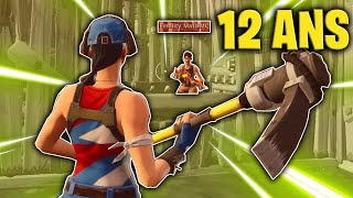 I'm a SCAMONON ON WORLD SAUVER FORTNITE! #9 (EPIC TROLL)