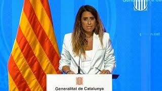 La Generalitat prevé mantener las restricciones actuales todo el verano