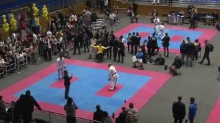 Міжнародний турнір з карате «Kharkov Open». Татамі 1 та 2