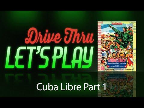 Drive Thru Cuba Libre - Part 1