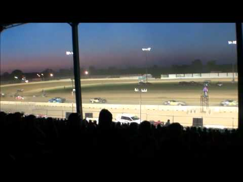 Clay county fair speedway stock cars 5-10-12