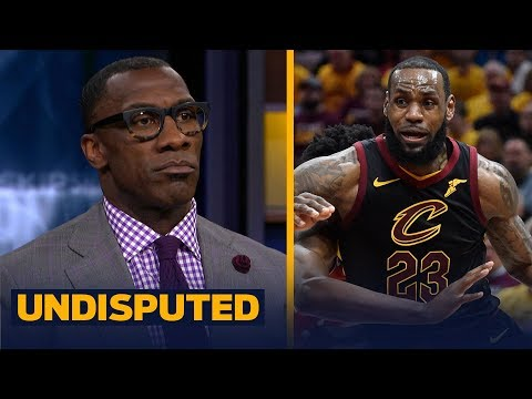 Skip and Shannon react to Tiger's comments about LeBron's longevity | NBA | UNDISPUTED