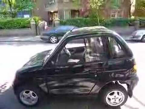 G Wiz A Wee Electric Car For Londoners Youtube