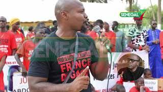 Insultes supposées de Yaxam Mbaye à Guy Marius Sagna : L'avocat de l'activiste confirme et regrette