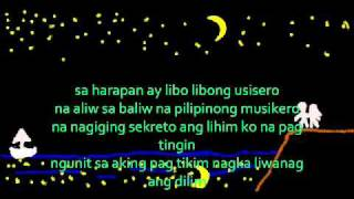 Repeat youtube video Sa atin ang Gabi - Juan Lazy and Harlem Schizophrenia with lyrics