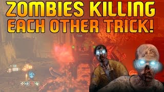 BO3 Zombies - Make Zombies Kill Each Other! (Turned Ability)