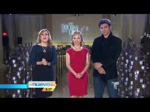 Jorge Luis Pila y Laura Flores hablan de En Otra Piel - Un Nuevo Día