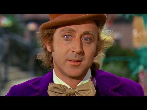 WILLY WONKA and the CHOCOLATE FACTORY: A Classic
