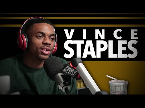"Vince Staples On Trump Win:""It Makes Sense"""