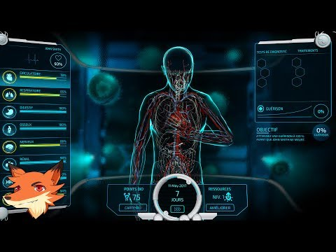 Bio Inc. Redemption [FR/4K]  Un simulateur ou on soigne ...