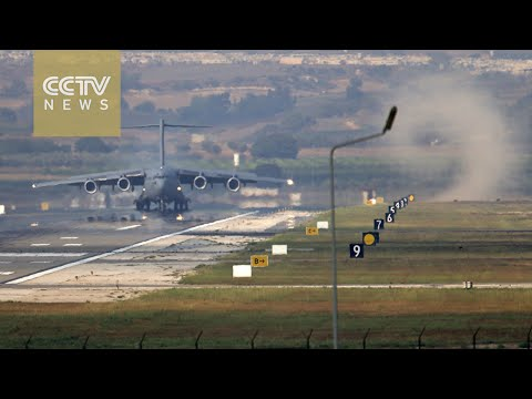 "Turkish PM: Russia can use Incirlik airbase ""if necessary"""