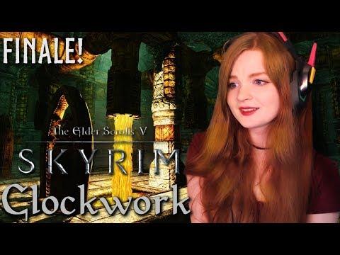 FINALE! A Spooky Reunion | Clockwork | TES V: Skyrim Horror Quest Mod | Ep 4