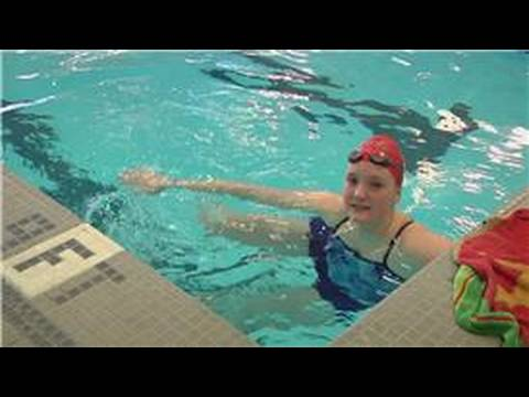 Competitive Swimming Can You Wear Contact Lenses While Swimming Youtube