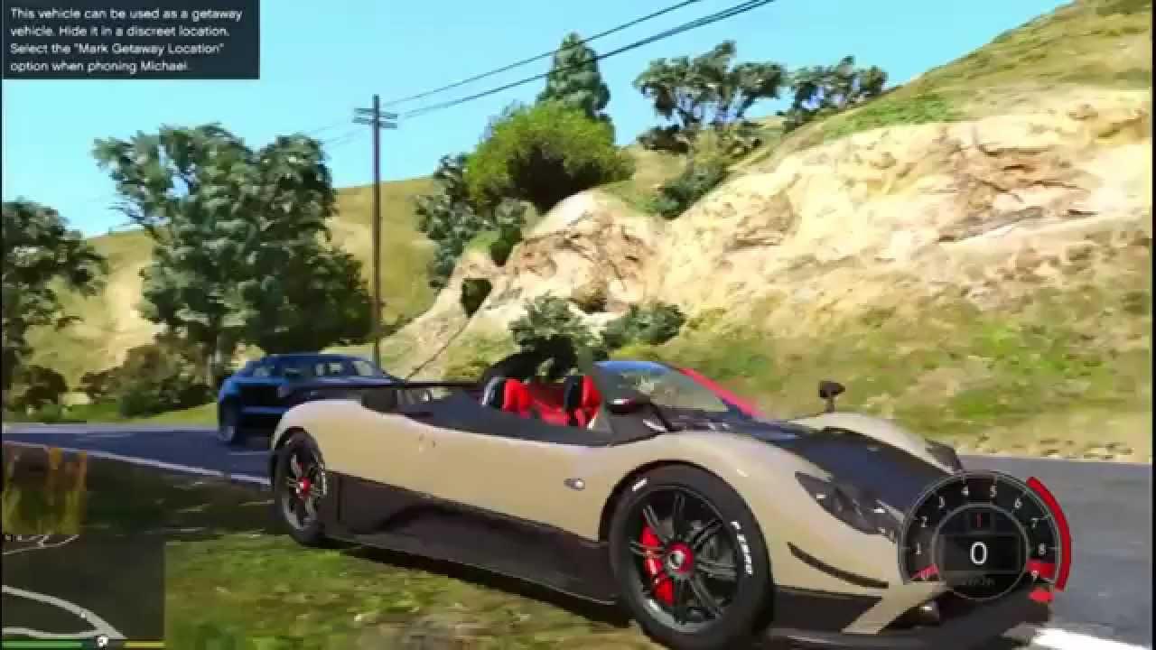 REAL LIFE CARS MOD [GTA V FUNNY MOMENTS