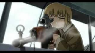 Дети-мишени, дети-убийцы (AMV Gunslinger Girl)