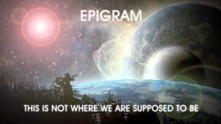 Epigram • This is not where we are supposed to be