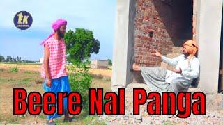 Panga Amlian Nal | Beera Sharabi | Ratta Amli |Amli Don | New Comedy | Ek Records |