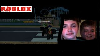 Roblox//There be a hat in my boot. (Roller coaster tycoon #1)