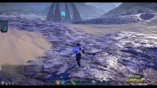 HD: Everquest Next Landmark: Digging 1 mile deep (to the bottom)