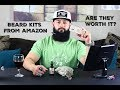 Are Beard Kits from Amazon Worth it? QQWOW & GoldWorld Beard Kit Review!