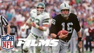 #3 Jim Plunkett Leads First Wild Card Team to Win Super Bowl | Top 10 Player Comebacks | NFL Films