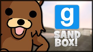Gmod Sandbox - Pedobear! (Garry's Mod Funny Moments)