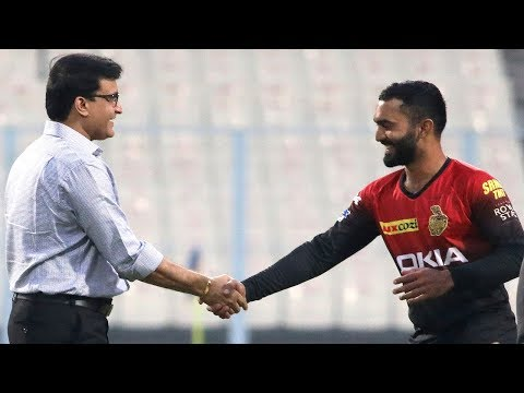 OMG! Sourav Ganguly the new mentor for Kolkata Knight Riders?   Indian Premier League 2018