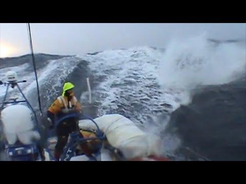 Southern Ocean Heritage Volvo Ocean Race YouTube - 12 extreme ocean adventures