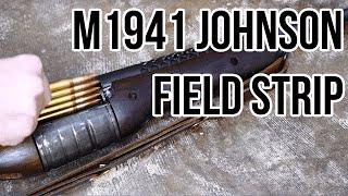 M1941 Johnson Field Strip