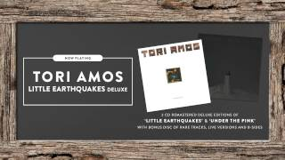 "Tori Amos - ""Little Earthquakes"" (Official Full Album Stream)"
