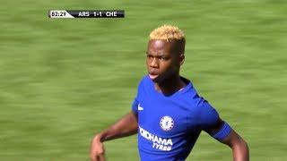Charly Musonda vs Arsenal (Wembley) 06/08/2017 HD 1080i