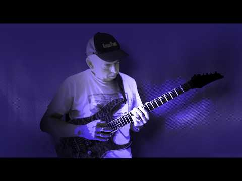 Allan Holdsworth' s Letters  of Marque solo