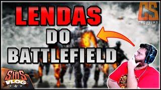 Evento Lendas do Battlefield