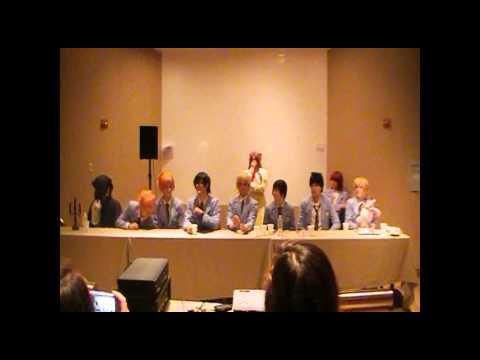 Ouran High School Host Club Q&A [A-kon 25]