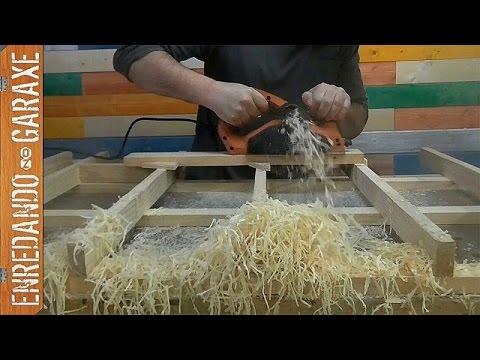 Cambiar y ajustar las cuchillas del cepillo eléctrico - YouTube 44ed06453965